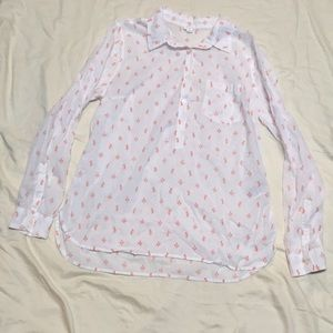 Gap cactus blouse